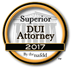 NAFDD Superior DUI Attorney 2017