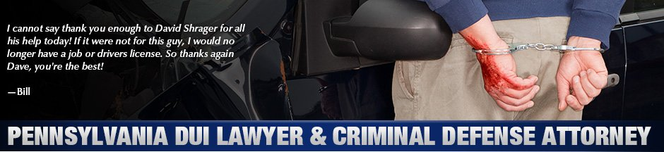 Pittsburgh Traffic Ticket Lawyer | Shrager Defense Attorneys
