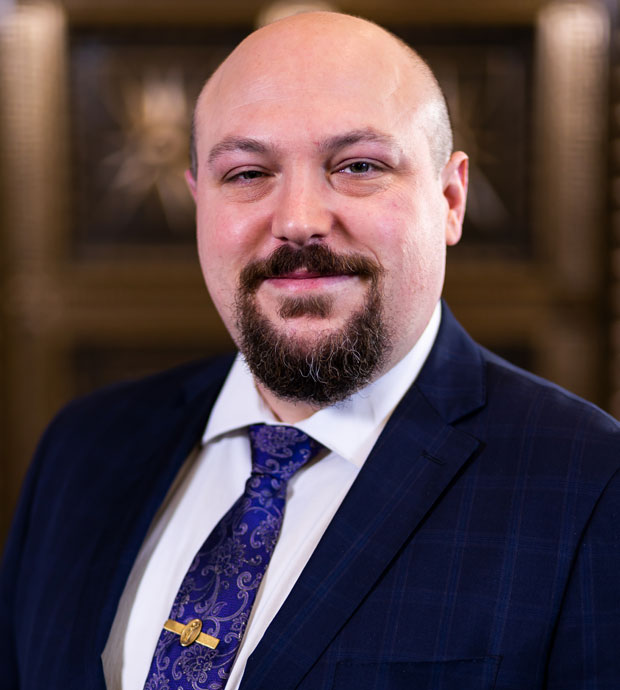 Pittsburgh Attorney Cory Ricci