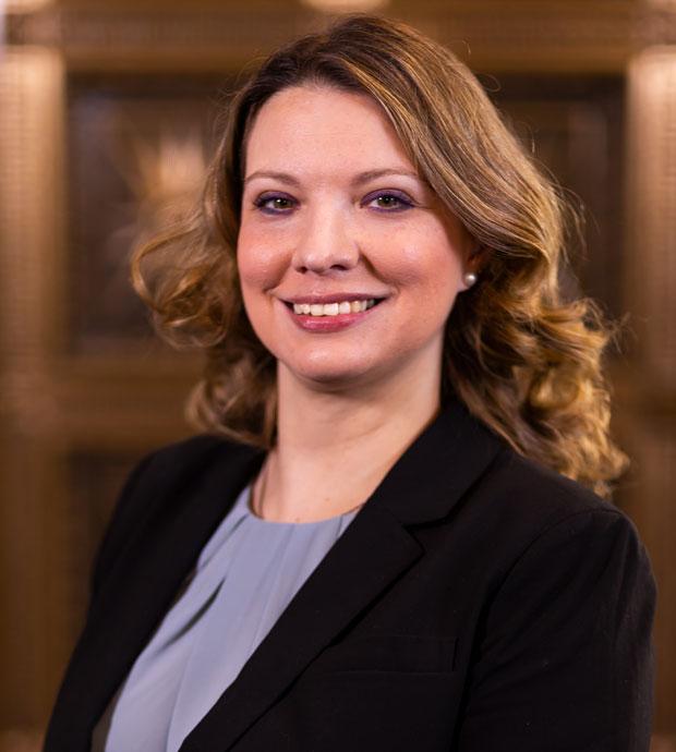 Attorney Jennifer Popovich